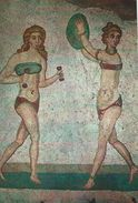 Piazza Armerina - Ragazza In Bikini. Italy  # 06986 - Unclassified