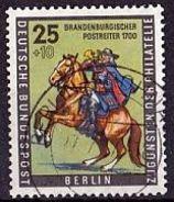 BERLIN Mi. Nr. 158 O (A-4-41) - [5] Berlin