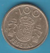 ESPANA 100 PESETAS 1992 KM# 908 JUAN CARLOS I REY DE ESPAÑA - [ 5] 1949-… : Regno