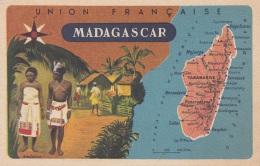 MADAGASCAR - Madagaskar