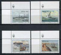 SWA 1987 Sudoeste Africano / Ships MNH Barcos Schiffe Bateaux / Cu4619  40-13 - Barcos