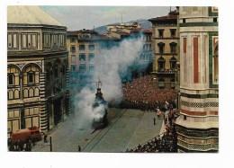 FIRENZE FESTA DELLO SCOPPIO DEL CARRO NV FG - Firenze