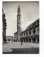 VICENZA PIAZZA DEI SIGNORI  VIAGGIATA  FG - Vicenza