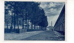 HORNU  Place Verte - Belgique