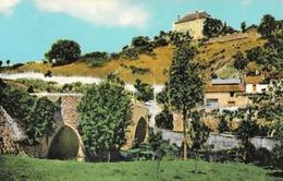 Argenton-Château (Deux-Sèvres) - Pont Gallo-Romain (pont-neuf) Et Vieilles Hostelleries Du XVe Siècle - Argenton Chateau