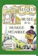 SPECTACLE FESTIVAL MUSIQUE DE RUE  LES GETS HAUTE-SAVOIE MUSEE DE MUSIQUE MECANIQUE EDIT. SOPIZET - Musique Et Musiciens