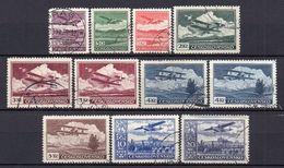 CZECHOSLOVAKIA 1930 ,AIR ,  10Kc ULTRAMARINE - EXPERTIZED - Tchécoslovaquie