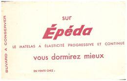 Ma E/Buvard  Matelas Epéda (N= 1) - Buvards, Protège-cahiers Illustrés