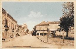 Alban (Le Tarn Illustré) - Avenue De La Gare - Carte APA-Poux N° 4 Non Circulée - Alban
