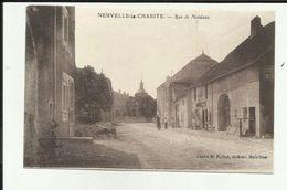 70 - Haute Saone  - Neuvelle Les La Charité - Rue De Noidans - Café ?? - Autres Communes