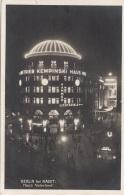 BERLIN BEI NACHT - Haus Vaterland - Allemagne