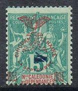 NOUVELLE-CALEDONIE N°82 N* - Neukaledonien