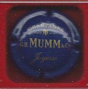 Capsule CHAMPAGNE Mumm N°: 136a - Mumm GH Et Cie