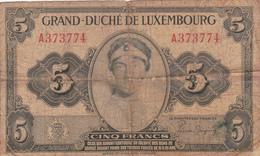 Grand Duché De LUXEMBOURG  1944 - Luxembourg