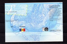 9163 IRC IAS CRI - International Reply Coupon - Antwortschein T37 Moldawien MB 20150204 AB Moldova - Moldawien (Moldau)