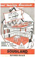 Con S/Buvard Confort Sougland (N= 1) - Buvards, Protège-cahiers Illustrés