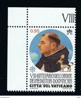 2016 - VATICAN - VATICANO - VATIKAN - D25F - MNH SET OF 1 STAMP  ** - Vaticano