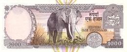 NEPAL P. 44 1000 R 2000 UNC - Nepal