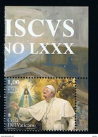 2016 - VATICAN - VATICANO - VATIKAN - S28G - MNH SET OF 1 STAMPS  ** - Vatican