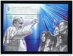 2016 - VATICAN - VATICANO - VATIKAN - D16L - MNH SET OF 1  STAMP  ** - Vatican