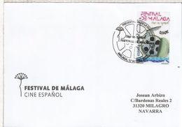 MALAGA CC CON MAT PRESENTACION FESTIVAL DE CINE DE MALAGA FILM - Cinéma