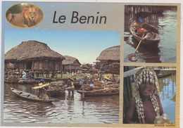 AFRIQUE,AFRICA,Dahomey , Devenu Bénin En 1975,EX Empire Colonial Français,GANVIE - Benin
