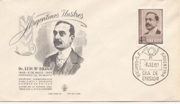ARGENTINIEN 1959 - FDC - FDC