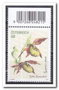 Oostenrijk 2017, Postfris MNH, Flowers, Orchids - 1945-.... 2ème République