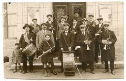 Mussidan Photo 16.5 X 9.5 Cm Union Musicale De Mussidan - Mussidan