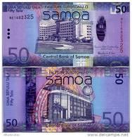 SAMOA        50 Tala     Comm.      P-42       ND (2012)       UNC - Samoa