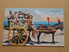 Carro Siciliano ( Capello ) Anno 1925 ( Zie Foto Voor Details ) !! - Catania