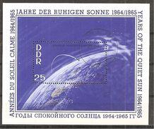 DDR 1964 // Michel Block 20 O (bl.10*) - Blocs