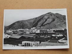 General View, Steamer Point ADEN () Anno 19?? ( Zie Foto Voor Details ) !! - Yémen
