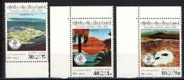 LIBIA - 1978 - 2nd Symposium On Libyan Geology - NUOVI MNH - Libya