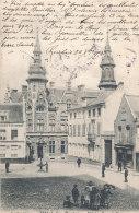 BELGIQUE )) LOUVAIN   Hotel Des Postes   Serie A No 3 - Belgique