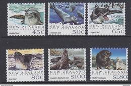 Ross Dependency 1992 Seals 6v ** Mnh (35184) - Ongebruikt