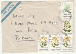 Cover * Argentina * 1985 - Briefe U. Dokumente