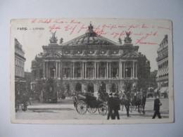 PARIS L'OPERA    -  B  2768 - Non Classés