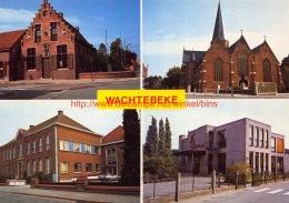 Vierschaar - Rustoord De Mey - Kerk - Wachtebeke - Wachtebeke