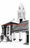 Het Vroegere Gemeentehuis Vlak Bij De Kerk - Merksplas - Merksplas