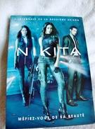 Dvd Zone 2  Nikita - Saison 2 (2011) Vf+Vostfr - TV-Reeksen En Programma's