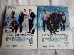 Dvd Zone 2 Les Experts : Miami - Saison 1 (2002) C.S.I.: Miami  Vf+Vostfr - TV-Reeksen En Programma's