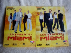 Dvd Zone 2 Les Experts : Miami - Saison 2 (2003) C.S.I.: Miami  Vf+Vostfr - TV-Reeksen En Programma's
