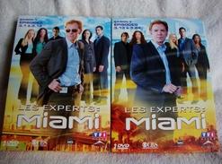 Dvd Zone 2 Les Experts : Miami - Saison 3 (2004) C.S.I.: Miami  Vf+Vostfr - TV-Reeksen En Programma's