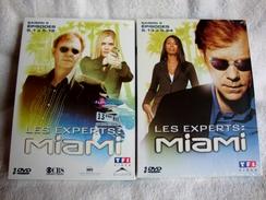 Dvd Zone 2 Les Experts : Miami - Saison 5 (2006) C.S.I.: Miami  Vf+Vostfr - TV-Reeksen En Programma's
