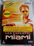 Dvd Zone 2 Les Experts : Miami - Saison 8 (2009) C.S.I.: Miami  Vf+Vostfr - TV-Reeksen En Programma's