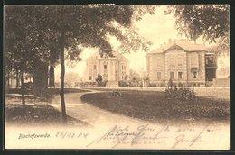 AK Bischofswerda, Lutherpark An Der Lutherstrasse - Bischofswerda