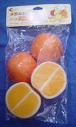 Artificial Cut Oranges - Creative Hobbies