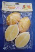 Artificial Cut Lemons - Creative Hobbies