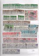 Nyasaland:(12) GVIR Coronation 1/2d, 1d,   Pictorial Definitives  1/2d - 6d, Duplication / Bulk Lot, , C.v. £150.00 + - Nyasaland (1907-1953)